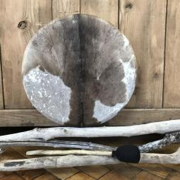 Tambour chamanique 40 cm