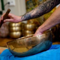 Formation aux bols tibétains , le massage sonore (module 1)